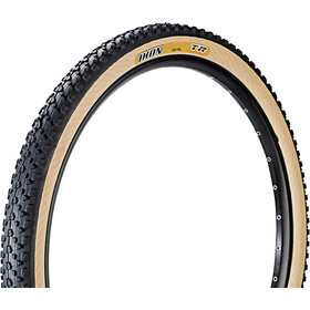 "Maxxis Ikon Skinwall Pneu pliable 29x2.20"" EXO DC TR, black/light brown"